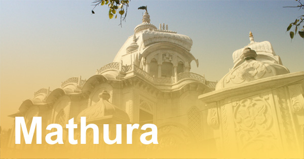 Mathura in Indien